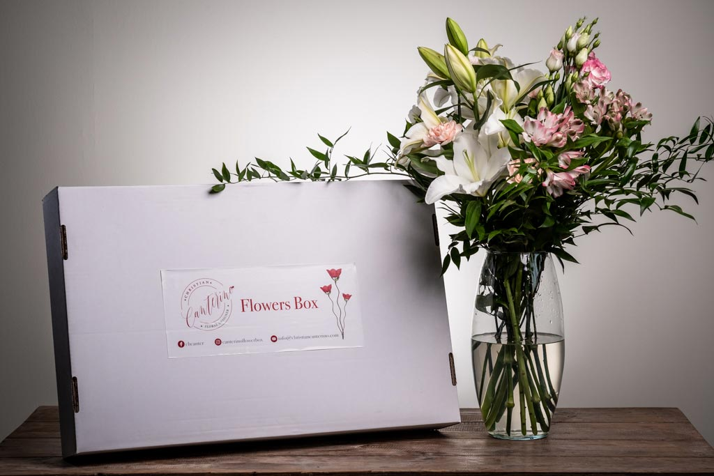 Flowers Box Creativa