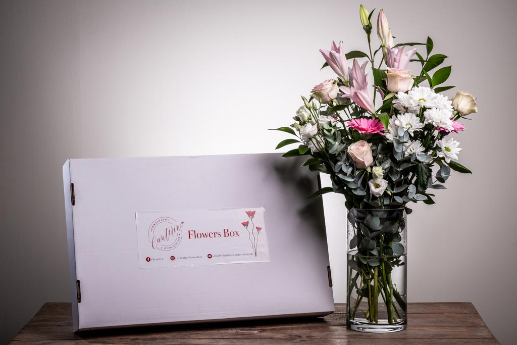 Flowers Box Delicata