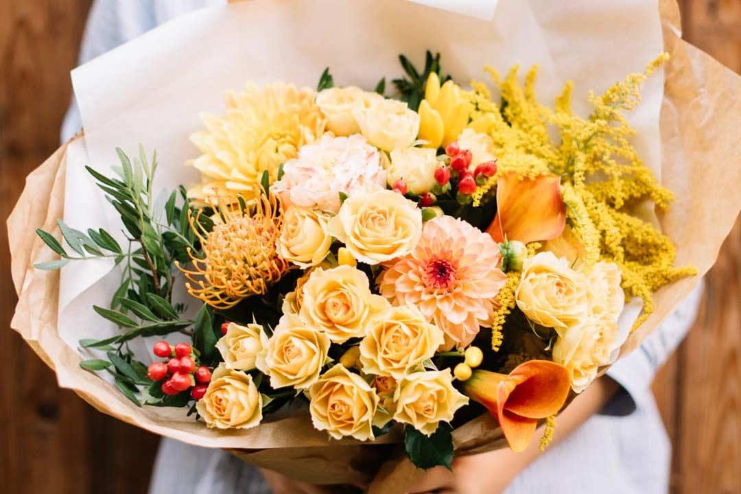 Gold Bouquet