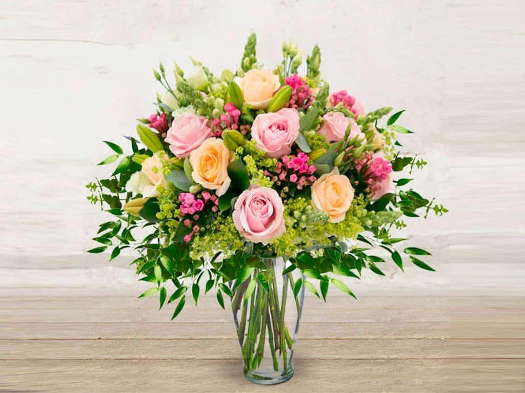 Bouquet Rosa Tenue