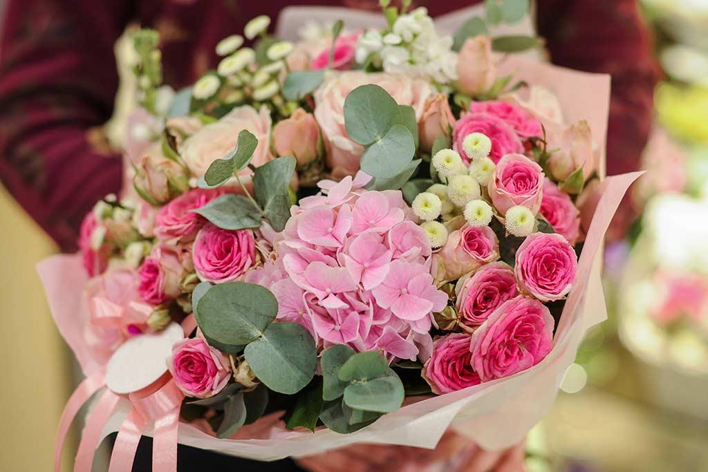 Bouquet Rosè